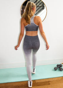 High Standards Active Set in Grey - Sugar & Spice Apparel Boutique