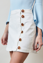 Push My Buttons Denim Skirt - FINAL SALE - Sugar & Spice Apparel Boutique