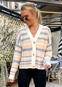 Backyard Boy Cardigan - Sugar & Spice Apparel Boutique
