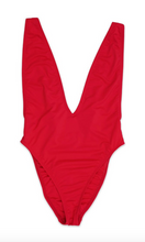 Red Hot One Piece Swimsuit - FINAL SALE - Sugar & Spice Apparel Boutique