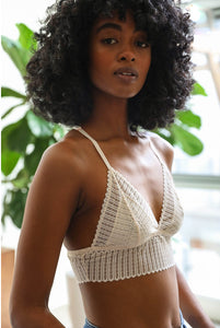 Dream of Me Lace Bralette in Ivory - Sugar & Spice Apparel Boutique