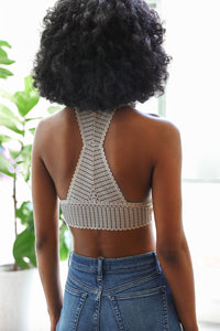 Dream of Me Lace Bralette in Black