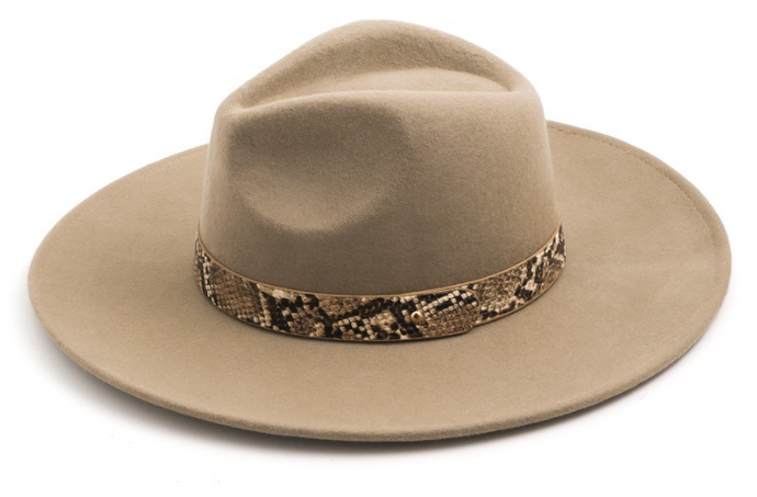 Lost Bandit Felt Hat - Sugar & Spice Apparel Boutique