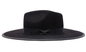 Black Phoenix Felt Hat - Sugar & Spice Apparel Boutique