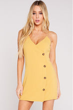 Golden Hour Button-Down Mini Dress - Sugar & Spice Apparel Boutique