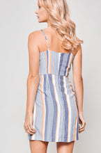 Truth Hurts Striped Mini Dress - Sugar & Spice Apparel Boutique