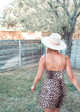 On the Spot Leopard Print Dress - Sugar & Spice Apparel Boutique