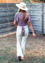 Peacekeeper Denim Bells in Ivory Wash - Sugar & Spice Apparel Boutique