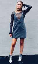 Love Game Denim Overall Dress - FINAL SALE - Sugar & Spice Apparel Boutique