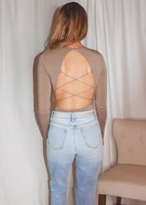 Back It Up Bodysuit - Sugar & Spice Apparel Boutique