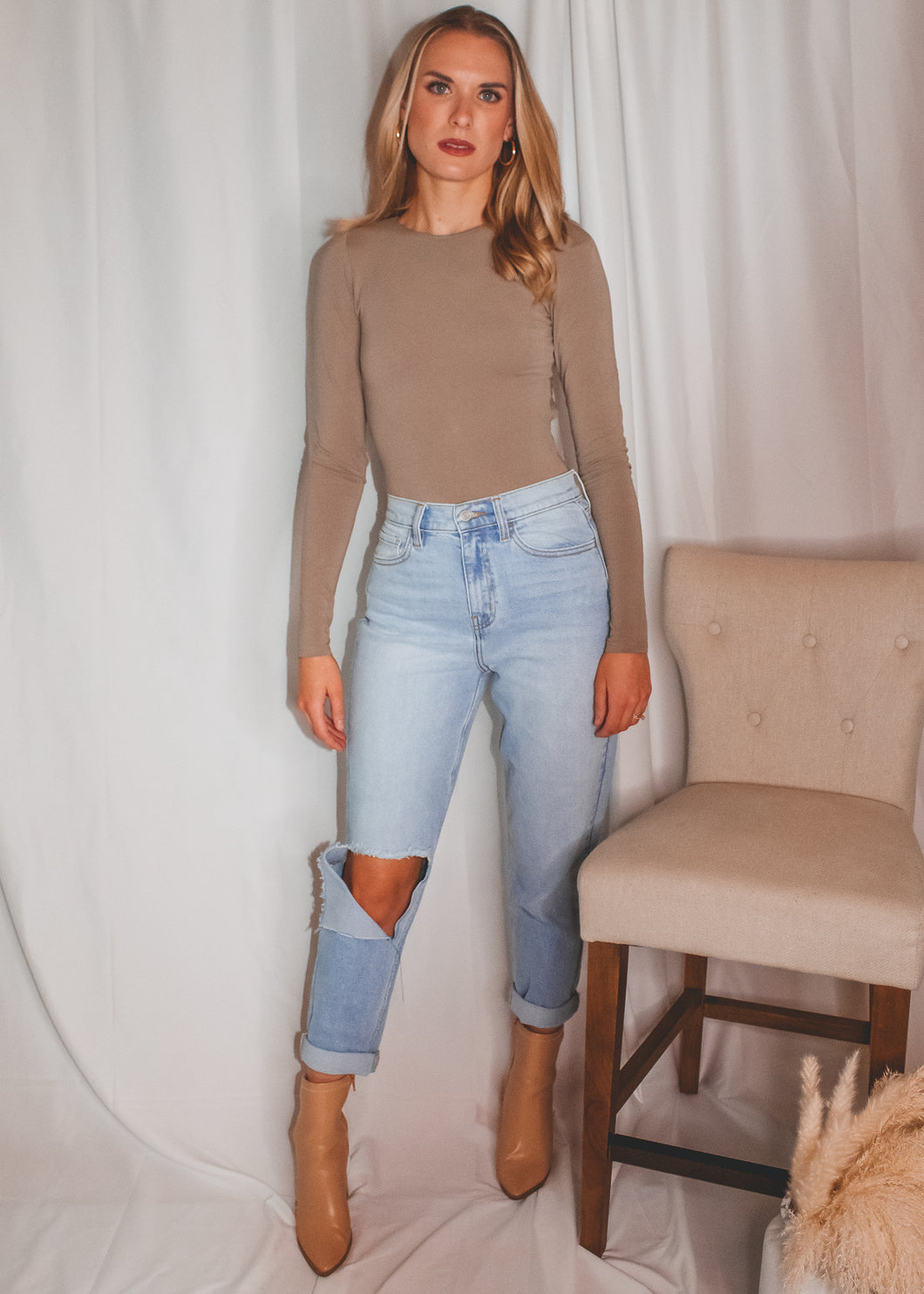 Too Good Boyfriend Jeans - Sugar & Spice Apparel Boutique
