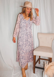 Take Back Home Girl Boho Maxi Dress - Sugar & Spice Apparel Boutique