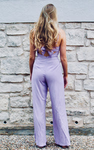 Take Me Away Jumpsuit - FINAL SALE - Sugar & Spice Apparel Boutique
