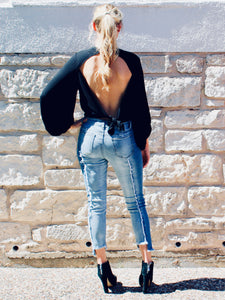 Look Back At It Top - FINAL SALE - Sugar & Spice Apparel Boutique