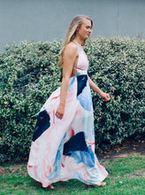 Watercolor Dreams Maxi Dress - Sugar & Spice Apparel Boutique