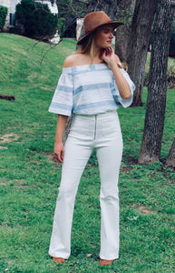 Sweet Escape Off the Shoulder Top - FINAL SALE - Sugar & Spice Apparel Boutique