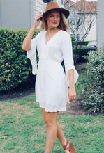 Sweet Lovin' Embroidered Boho Dress - FINAL SALE - Sugar & Spice Apparel Boutique