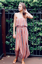 Younger Now Front Slit Jumpsuit - Sugar & Spice Apparel Boutique