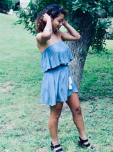 Leave a Trace Strapless Dress - FINAL SALE - Sugar & Spice Apparel Boutique