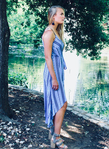 Doin' It Right Wrap Dress - Sugar & Spice Apparel Boutique