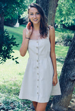 Written in the Sand Button Down Dress - FINAL SALE - Sugar & Spice Apparel Boutique