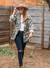 Young Wild & Free Camo Jacket - Sugar & Spice Apparel Boutique
