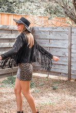 We Are the Dreamers Fringe Jacket - Sugar & Spice Apparel Boutique