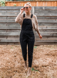 Hands Tied Denim Overalls - Sugar & Spice Apparel Boutique