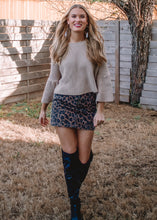 Making Me Blush Cropped Sweater - Sugar & Spice Apparel Boutique