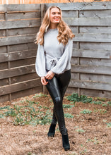 Slow Ride Leather Moto Leggings - Sugar & Spice Apparel Boutique