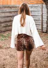 Wild Thoughts Leopard Shorts - Sugar & Spice Apparel Boutique