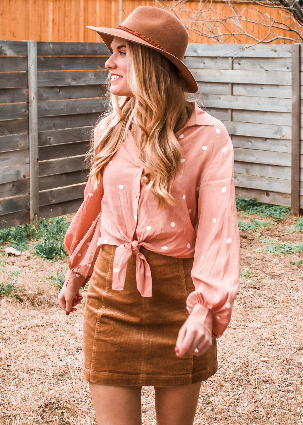 Retro City Button Down Top - Sugar & Spice Apparel Boutique