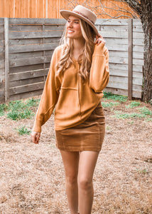 Sunflower Knit Sweater - Sugar & Spice Apparel Boutique