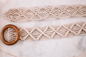 Cabo Woven Belt - Sugar & Spice Apparel Boutique