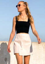 Back to Basics Cropped Tank in Black - Sugar & Spice Apparel Boutique