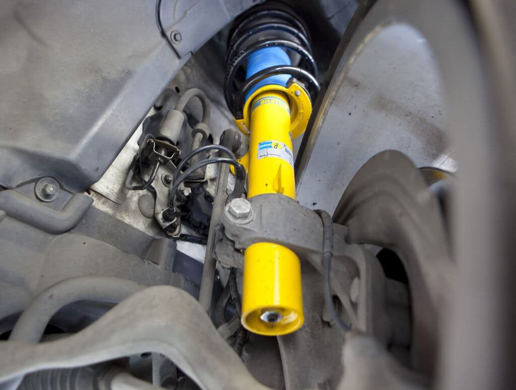 Bilstein B6 4600 Front and Rear Shock Absorber Kit for Toyota Land Cruiser