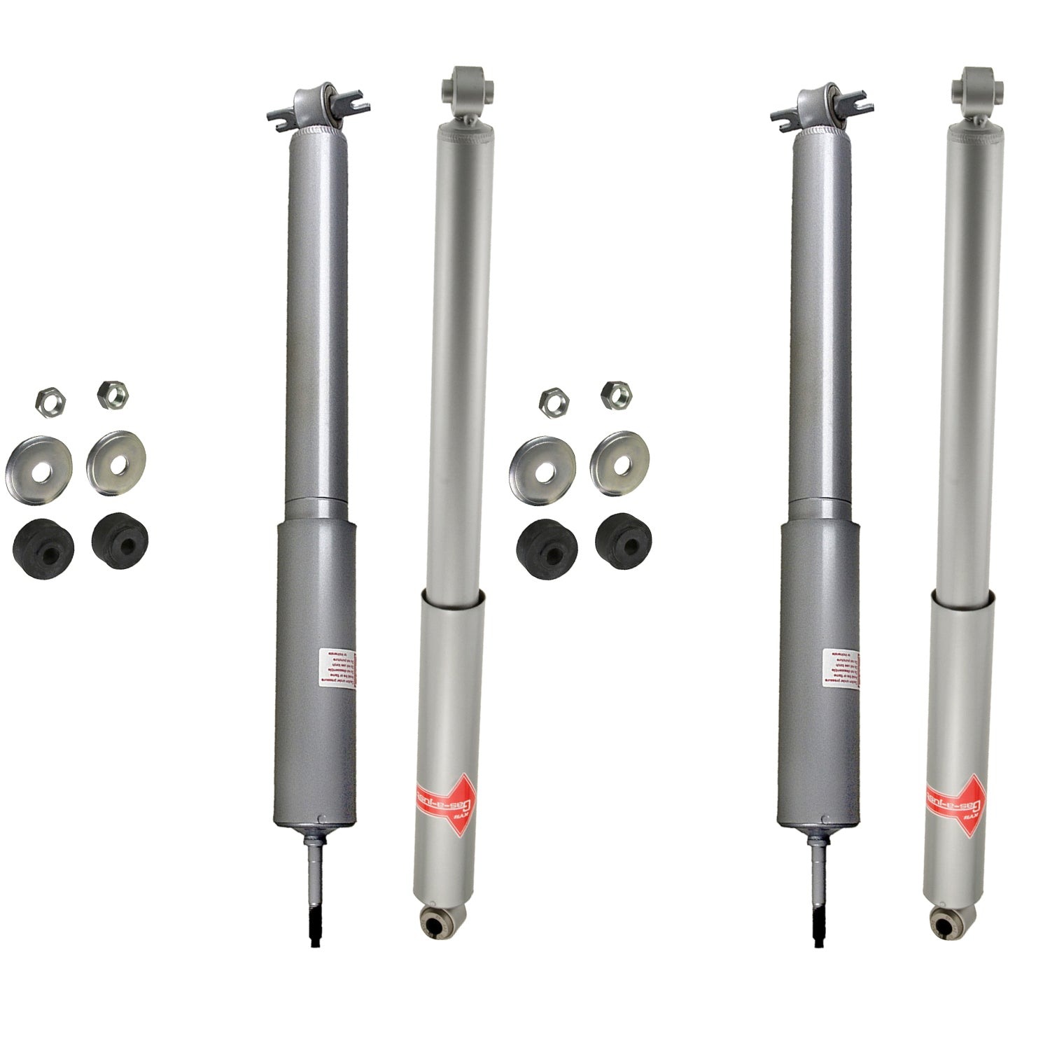Shock Absorber-Gas-a-Just Rear KYB KG5487