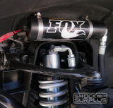 Fox 2.5 Factory Series Coilovers w/ Reservoir Front Pair for 2000-2006 Toyota Tundra 4WD RWD