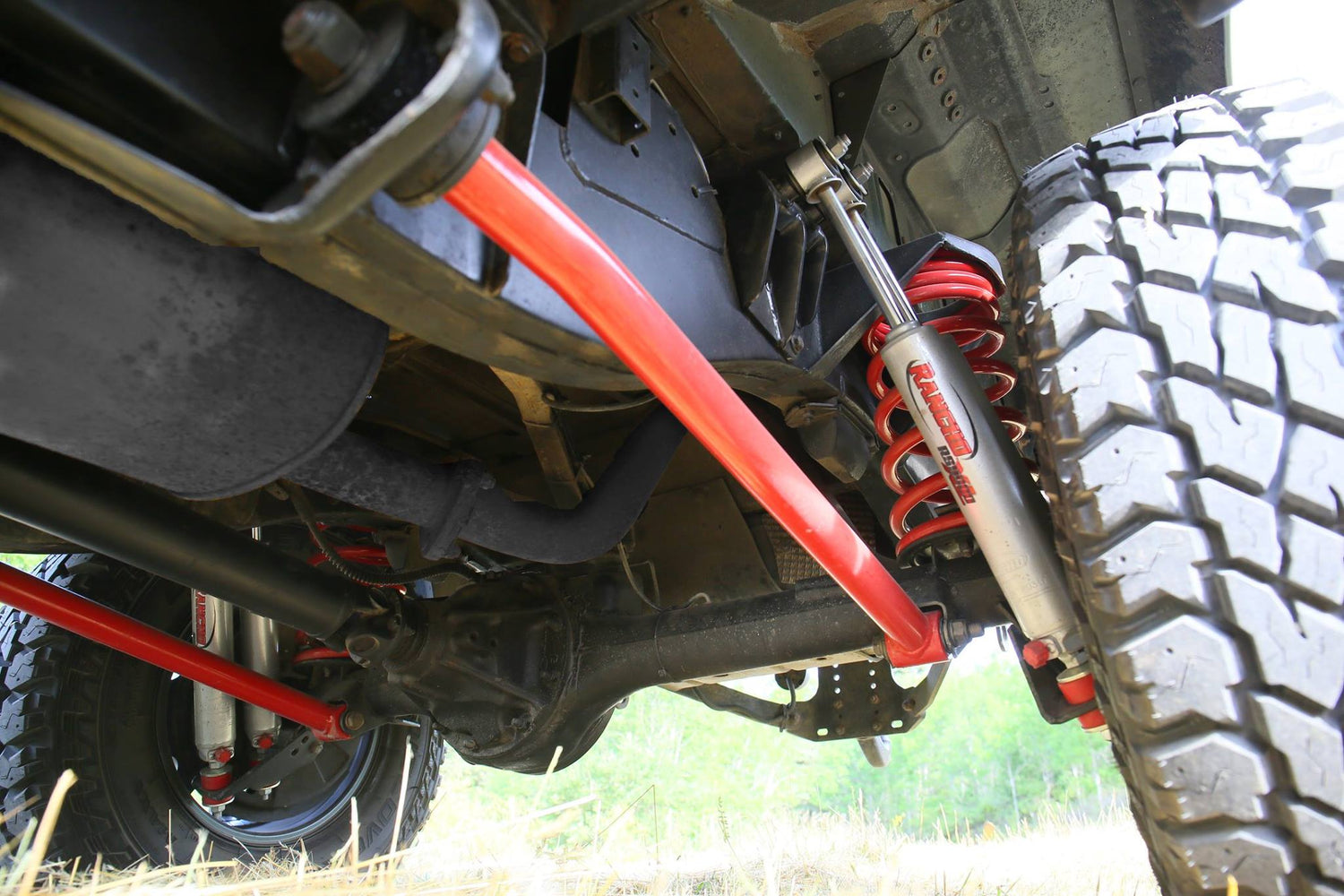 Rancho RS999197 RS9000XL Shock Absorber