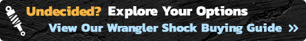Wrangler Shock Buying Guide
