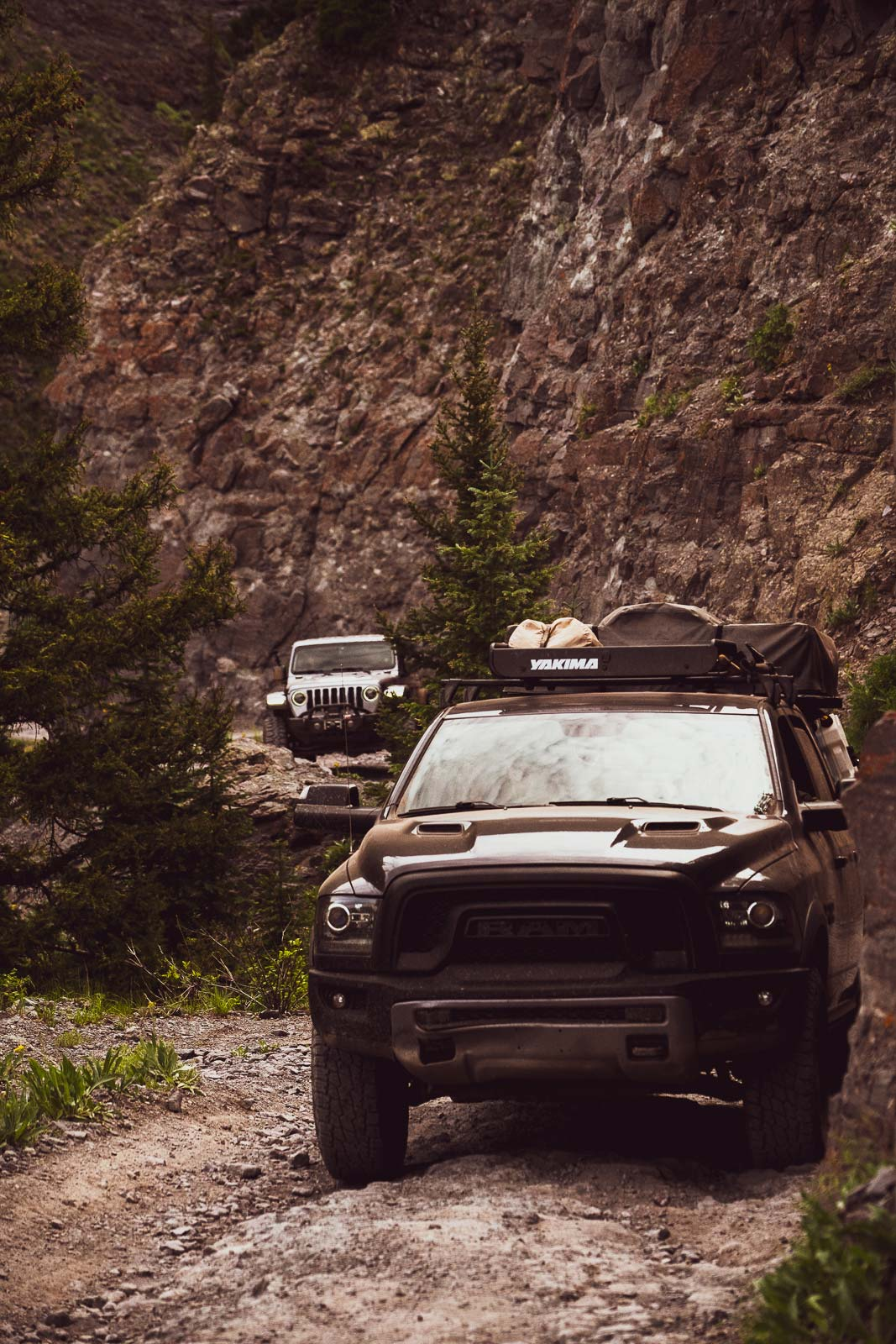 Shock Surplus Moab and Ouray Overlanding Trip 2019