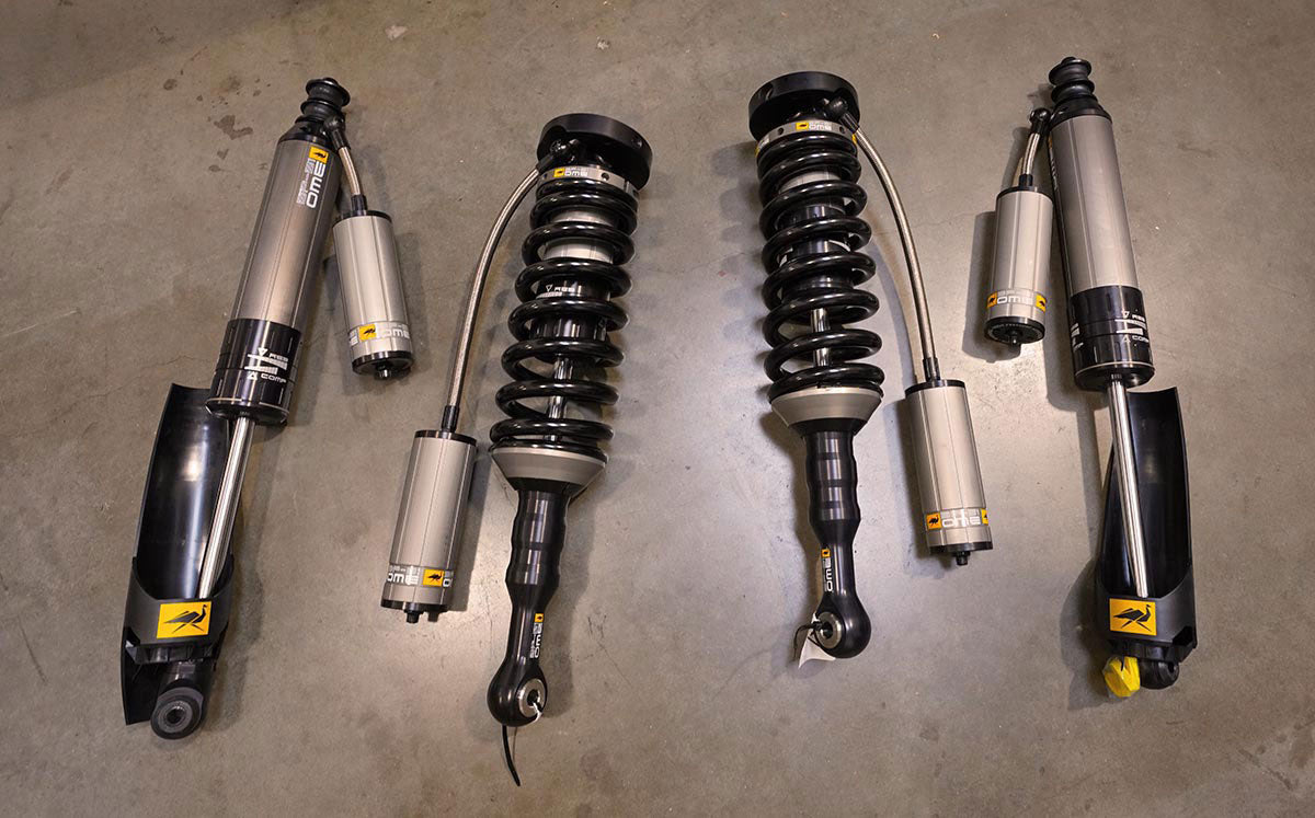 Adjustable Suspension