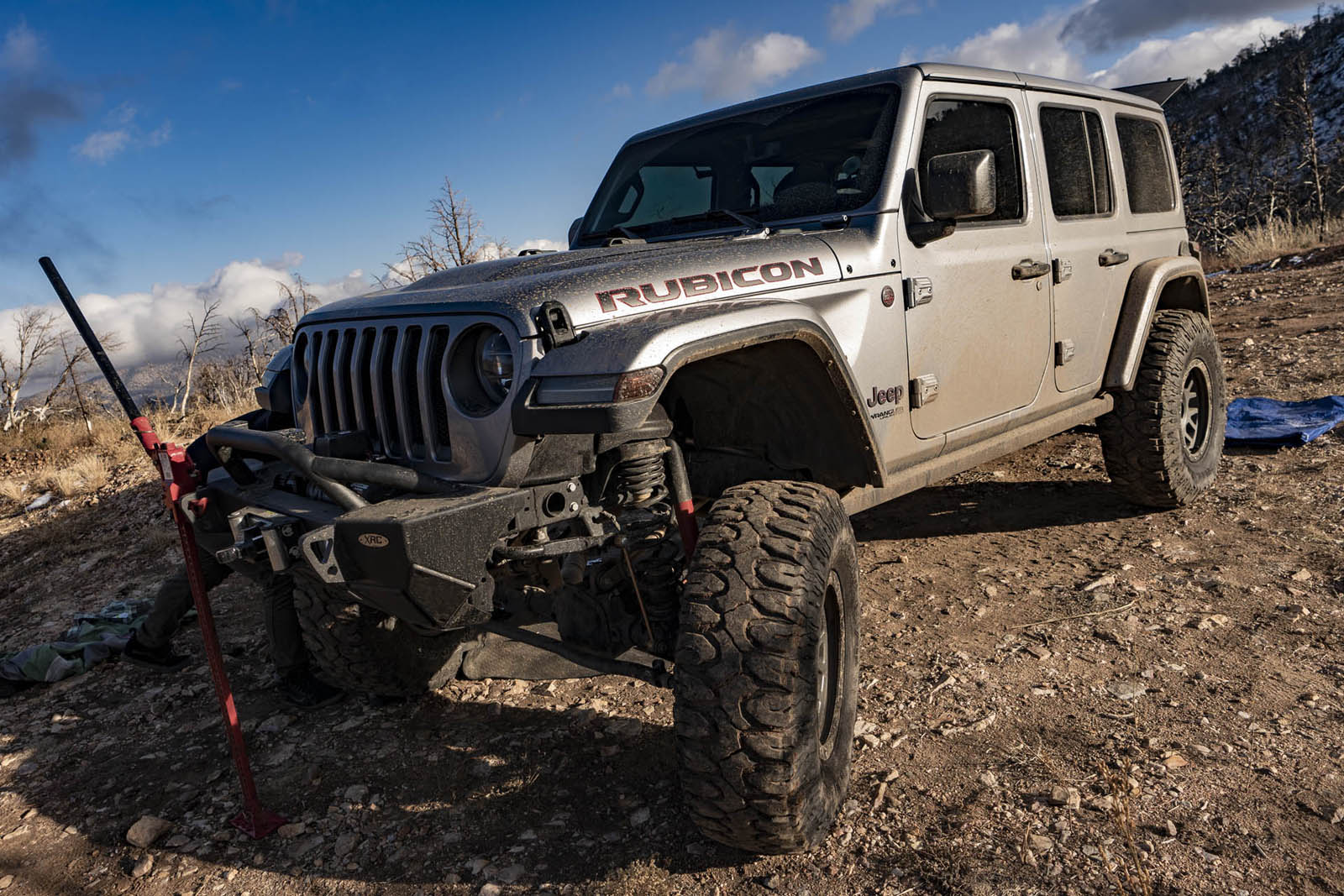 Fox 2.0 Performance Shocks - Jeep Wrangler JL