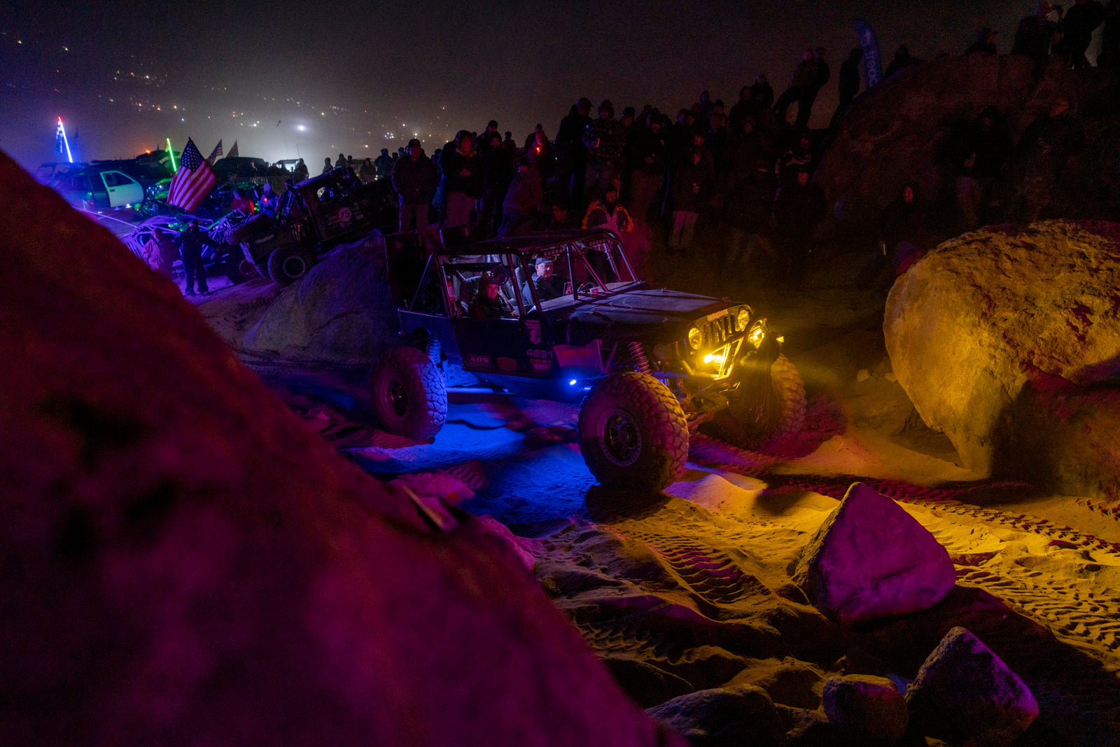 King of the Hammers 2021