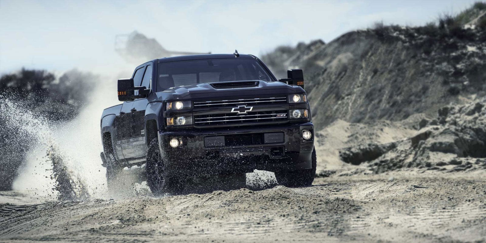Chevrolet Silverado 2500 and 3500 Shock Buying Guide