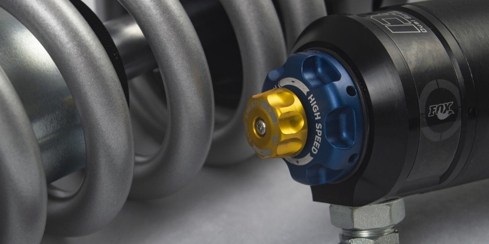 Adjustable Shock Absorbers in Action