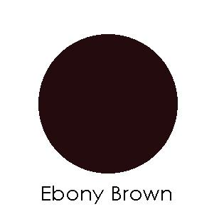 Li Pigments AQUA Eyebrow/Eyeliner Pigment - Ebony Brown - VU LONDON PMU UK