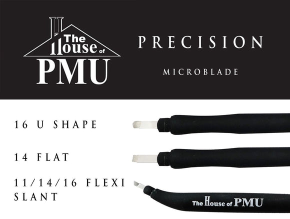 The House of PMU PRECISION Microblading Sampler Pack - VU LONDON PMU UK