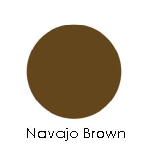 Li Pigments AQUA Eyebrow Pigments - Navajo Brown - VU LONDON PMU UK