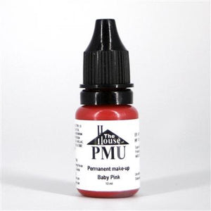 The House of PMU Pigment - Baby Pink (Lips) - VU LONDON PMU UK